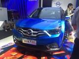 成都车展 海马S5青春版售5.98-8.88万元