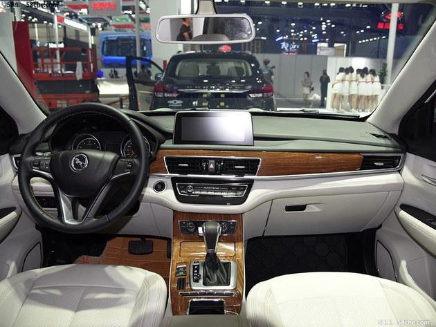 成都车展 汉腾X5预售价公布9.88万元起