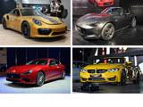 911 GT3/MX-5 RF 成都车展十一款性能车