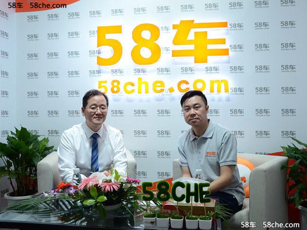2017成都车展 访郑州日产销售公司张建华