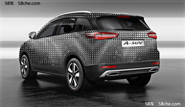 一汽吉林森雅R9/7座SUV 最早明年5月上市