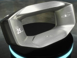 捷豹展示未来汽车方向盘 功能让人惊艳