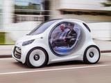 smart全新概念车解析 太空舱/自动驾驶