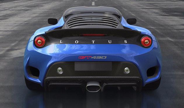 Evora GT430 Sport官图发布 性能更激进