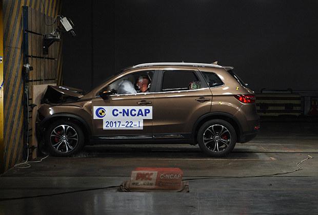 新一批C-NCAP 探界者/1系/CX-4获5星