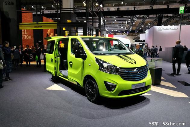 新车基于欧宝Vivaro Surf概念车打造,前脸采用大嘴式进气格栅样式,横幅式设计起到一定的拉伸视觉效果。至于车身侧面和尾部,它延续了方方正正的造型风格,这样的设计也有利于内部空间的塑造。值得一提的是,这款车采用了侧滑门式设计。