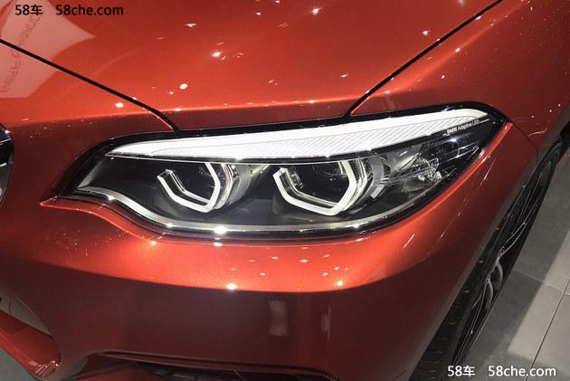 2017法兰克福车展 新款宝马2系家族首发