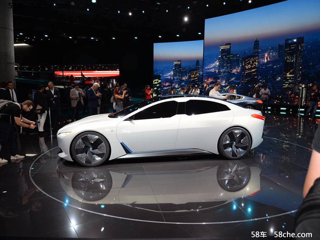 2017法兰克福车展 宝马i Vision Dynamics