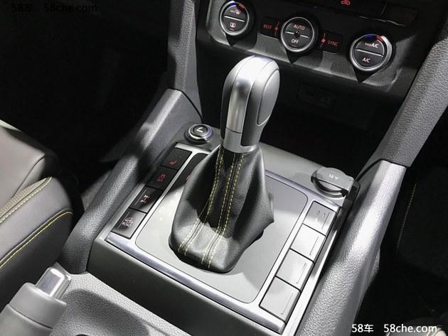 2017法兰克福车展 大众Amarok特别版亮相