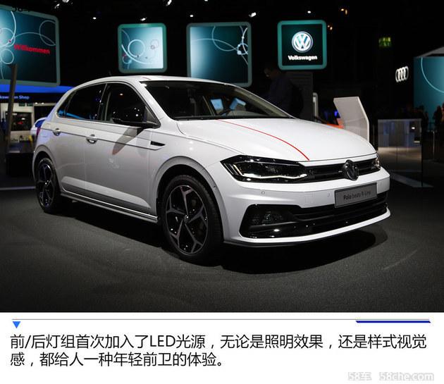 2017法兰克福车展 Polo beats R-Line
