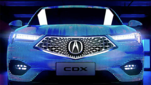 Acura CDX 本就例外