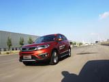 凯翼X5场地试驾 重新定义10万元SUV标准