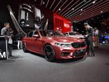 2017法兰克福车展 全新宝马M5实拍解析