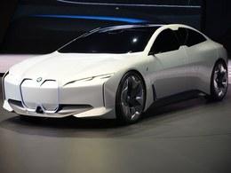 国际车展BMW i vision dynami