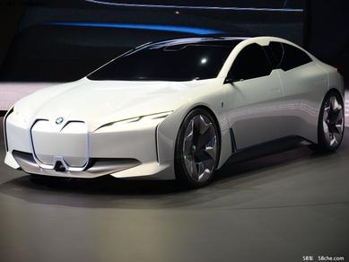 法兰克福车展BMW i vision dynamics