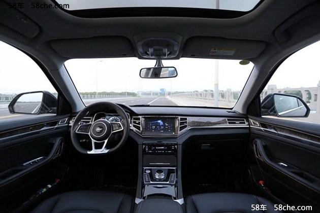 大迈X7上进版车型配置曝光 9月20日上市