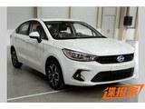 昌河首款轿车9月22日发布 定位紧凑级车型