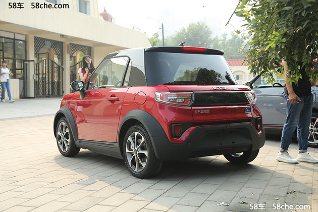 北汽ARCFOX品牌LITE车型预售 x-x万元