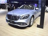 奔驰新款S级今日上市 预售价95-155万元