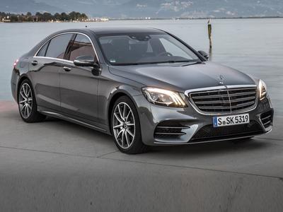 奔驰新款S级正式上市 售93.80-149.80万