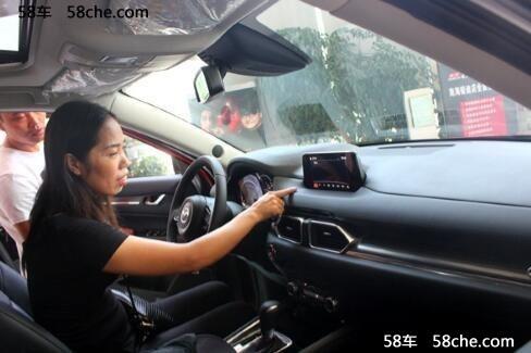 好评如潮 第二代 Mazda CX-5新车品鉴会