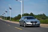 驾趣环保兼顾 试驾宝马7系插电混动车型