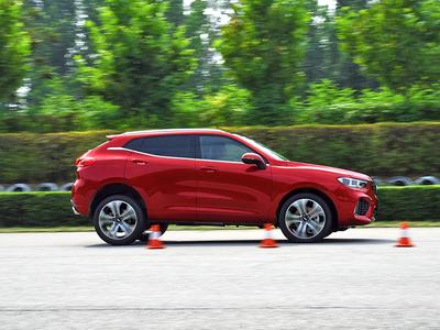长城WEY VV7c测试 自主豪华SUV开创者