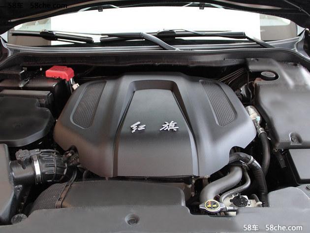 红旗新款H7正式上市 售XX.XX-XX.XX万元