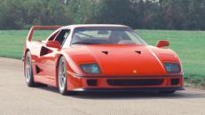 一代经典 Ferrari F40
