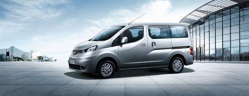 售7.98-12.38万 郑州日产NV200正式上市