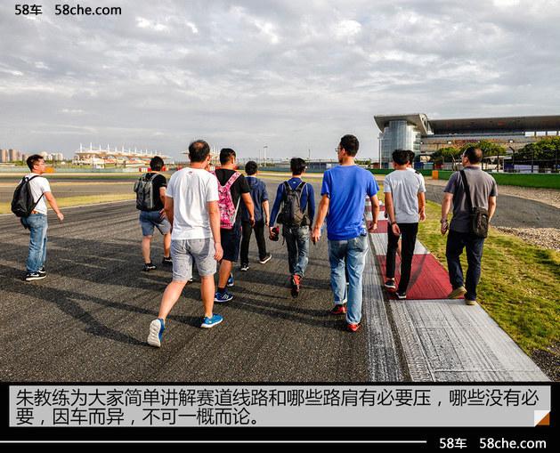 场地赛照培训 吉利超吉联赛(上海站)