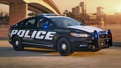 美国新款警车 福特蒙迪欧-HYBRID