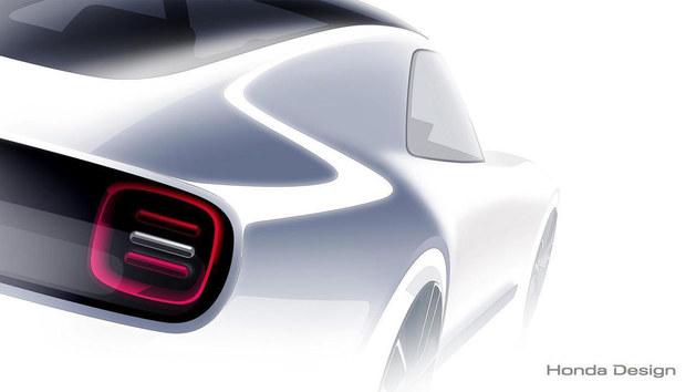 本田Sports EV概念车 东京车展全球首发