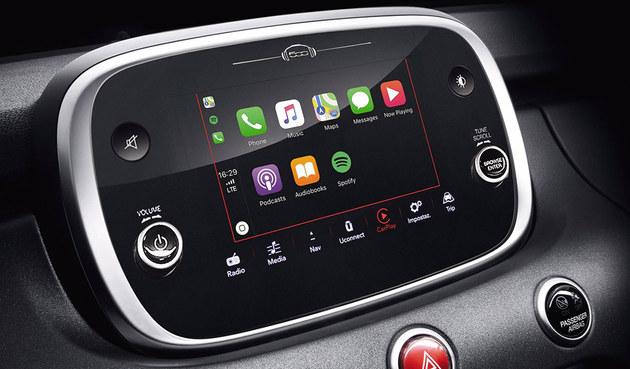2018菲亚特新款500X官图发布 配置升级