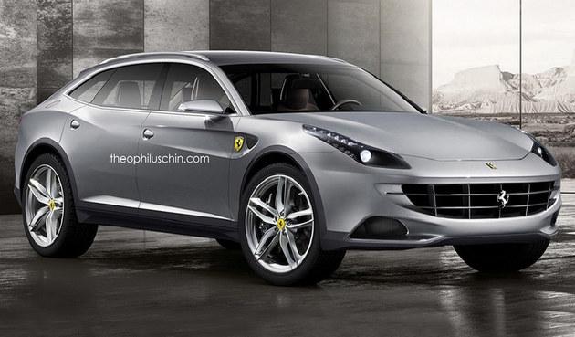 FCA否认出售Jeep品牌 法拉利将推出SUV