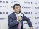 2017武汉车展 访东风雷诺常务副总翁运忠