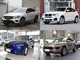 尊贵感的体验 四款进口豪华中型SUV推荐