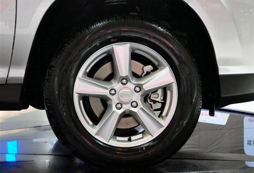 哈弗H5推至尊版 下半年上市的自主SUV