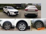 宝沃BX6 1.4T车型申报信息 广州车展亮相