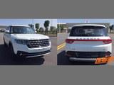 昌河全新SUV申报图曝光 定位于紧凑型SUV