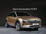 现代明年将量产氢燃料SUV 续航超500公里