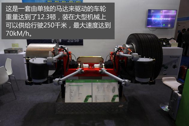 亚洲最大规模 漫逛北京国际新能源车展