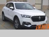 曝宝沃BX5新车型申报信息 2.0T/224马力