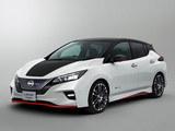 2017东京车展 日产Leaf性能版/IMx概念车