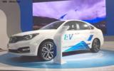 6款新能源车亮相国际节能与新能源车展