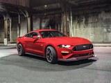 福特Mustang GT官图发布 配备2级性能包