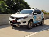 城市达人 试驾东南2018款DX7 1.5T车型