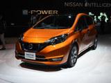 2017东京车展 日产新款Note e-Power发布