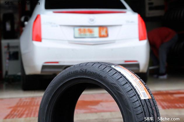 静音舒适 韩泰万途仕S1 noble2轮胎测试