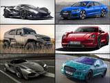 奥迪RS7/Zagato领衔 本周海外重点新车